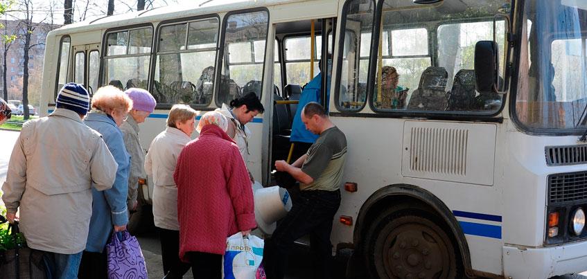 2 октября в Ижевске закроются дачные маршруты