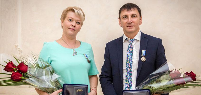 Ижевская епархия наградила медалями директоров школ