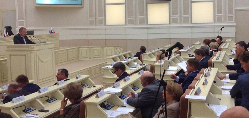 Подготовка к отопительному сезону в Удмуртии и сложение мандата депутата