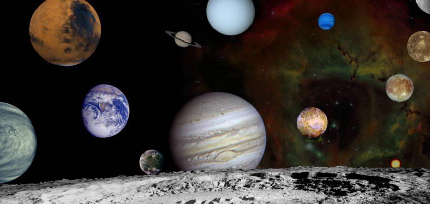 Ижевчанам предлагают написать астрономический диктант