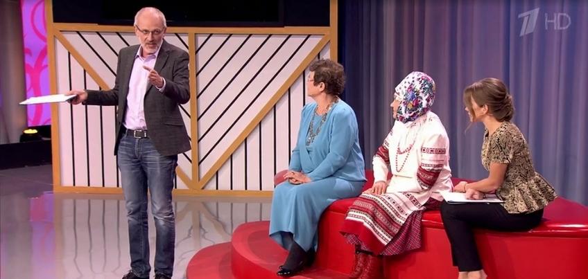 Семья учителей на передаче «Мужское-женское»: Гордон пообещал передать Главе Удмуртии нашу просьбу