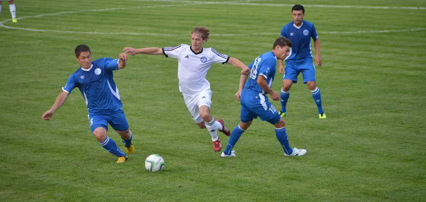 «Зенит-Ижевск» «вырвал» победу в матче против «КАМАЗа»