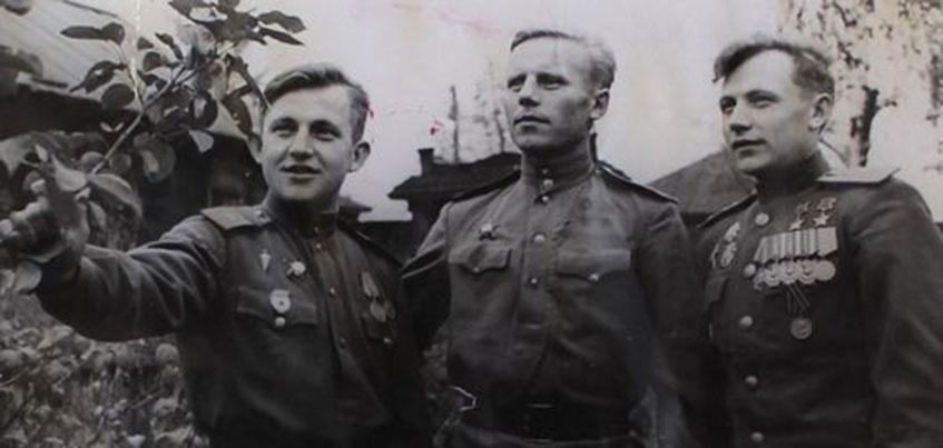 Наши Герои: ижевчанин Евгений Кунгурцев в 24 года стал дважды Героем Советского Союза