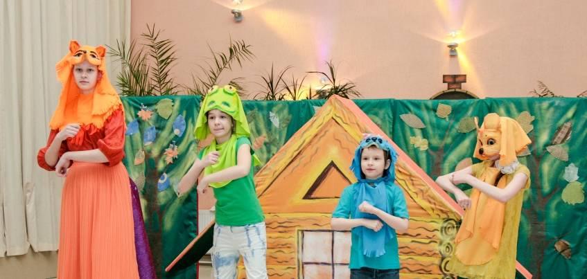 Детям-инвалидам из Ижевска нужна наша помощь, чтобы выступить на международном театральном фестивале