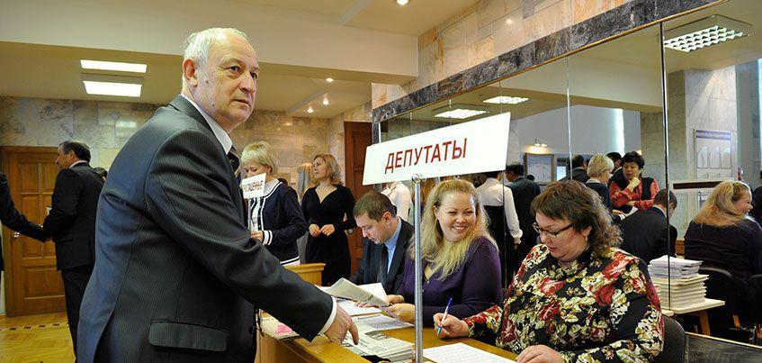Оппозиционные партии выступают против сокращения депутатов в Госсовете Удмуртии