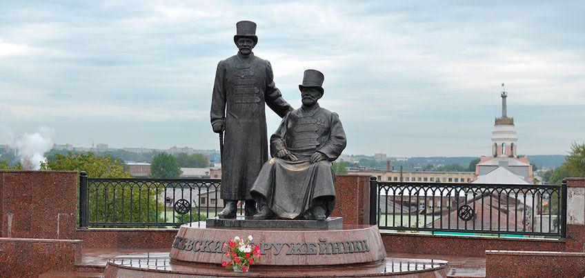 В Ижевске появилась остановка «Сквер металлургов»
