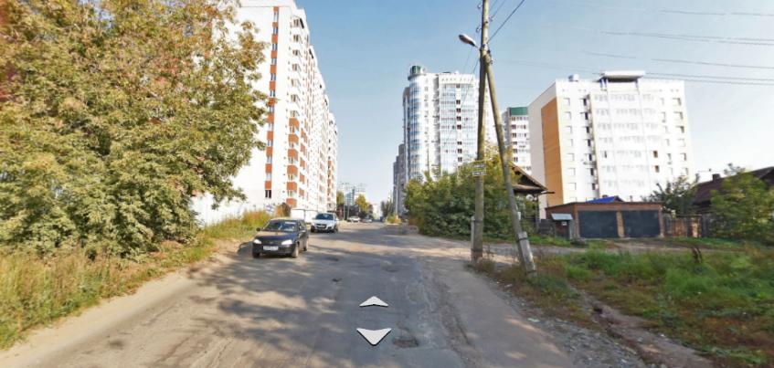 Улицу Нижнюю в Ижевске перекрыли до 16 ноября