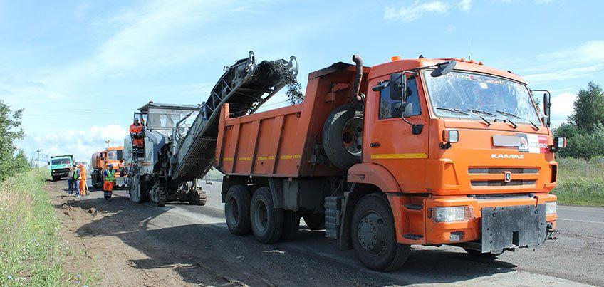 В Удмуртии отремонтируют почти 16 километров дорог к садовым массивам