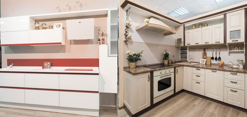 Квартира недели: кухня в стиле «хай тек» или «кантри»?