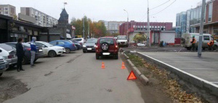 В Ижевске сбили 7-летнюю девочку