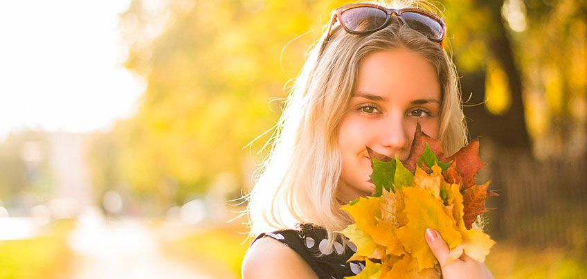 В Ижевске выбирают «Мисс осень-2016»