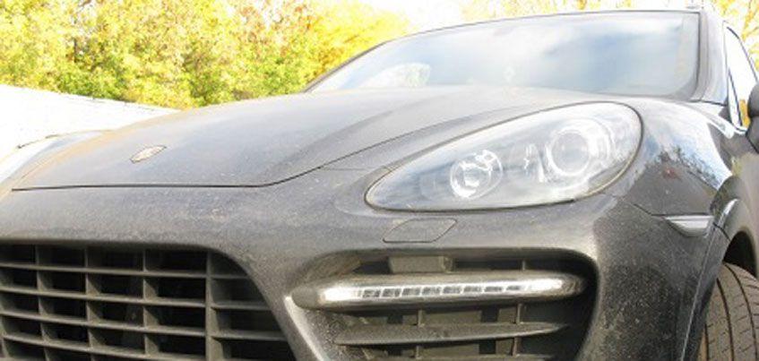 Судебные приставы изъяли у жителя Ижевска «Porsche Cayenne GTS»