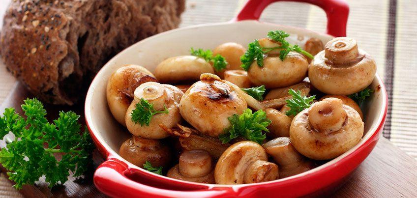 Три вкусных блюда с грибами – открываем осенний кулинарный сезон с da-eda.ru