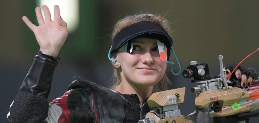 Ижевчанка Дарья Вдовина в финале Кубка мира в стрельбе из пневматической винтовки стала четвертой