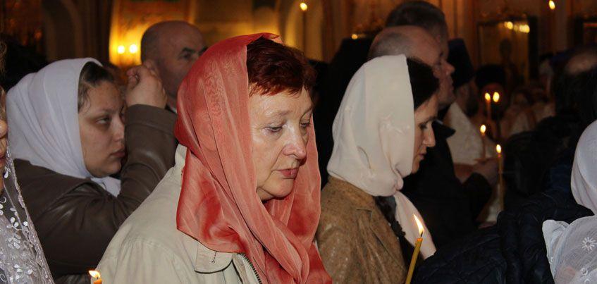 В Свято-Михайловском соборе изменилось расписание служб