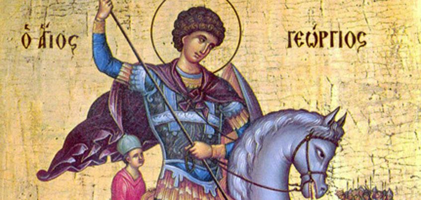 В Удмуртию привезут мощи Георгия Победоносца