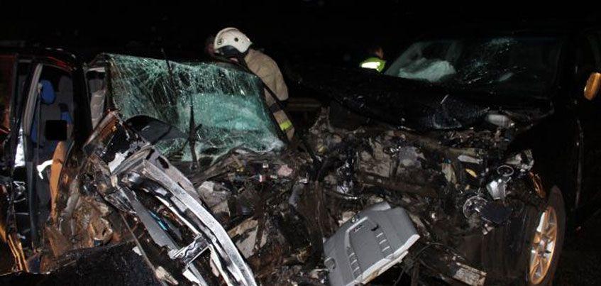 На объездной дороге Ижевска произошла смертельная авария