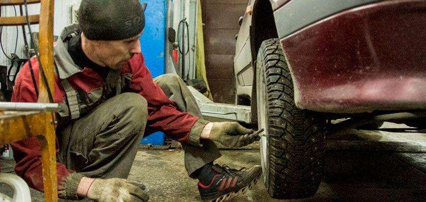 Когда ижевчанам менять шины?
