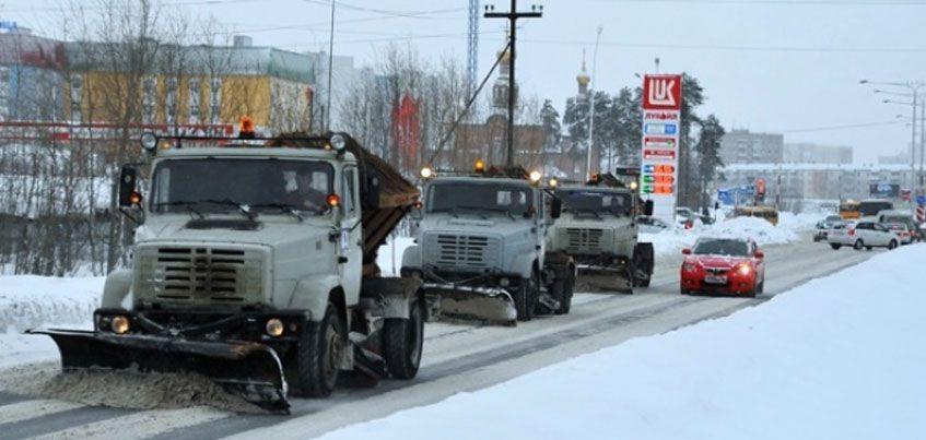 Дорожники Удмуртии рассказали, что готовы к работе зимой
