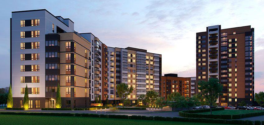 Новый жилой комплекс впервые открывает свои двери для ижевчан