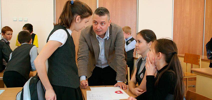 Как редактор журнала «РБК» стал учителем географии в глазовской школе