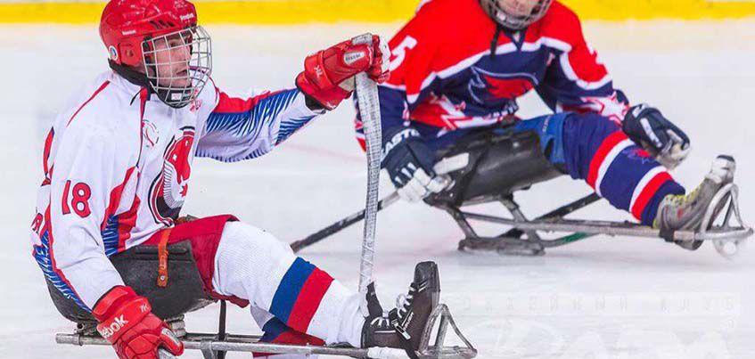 Следж-хоккеисты из Удмуртии стали вторыми на 1 этапе чемпионата России
