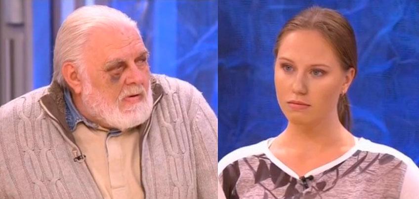 Юную ижевчанку и «cвадебного маршала» показали в передаче «Пусть говорят»