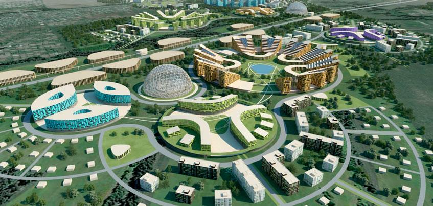 Чемпионат мира для роботов и арт-музей Калашникова: Что хотят устроить в городе-будущего под Ижевском?