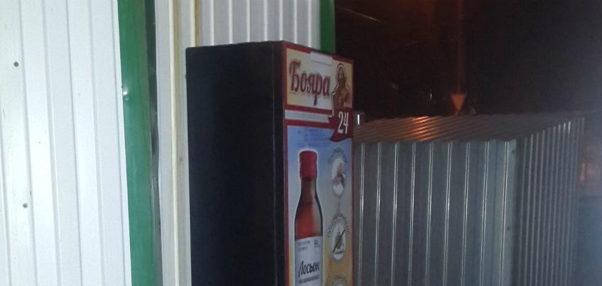 Автомат по продаже настойки «Боярышник» появился на ул. 9-го Января в Ижевске