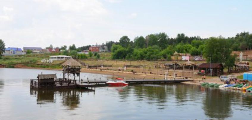 Платный вход на пляж в Удмуртии признали незаконным