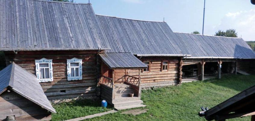 Татарская усадьба появится в музее-заповеднике «Лудорвай» в Удмуртии