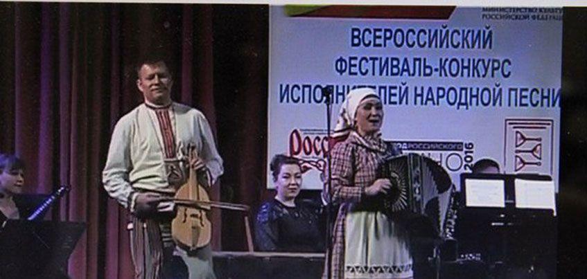 Семейный дуэт из Удмуртии стал лауреатом на всероссийском фестивале-конкурсе «Голоса России»