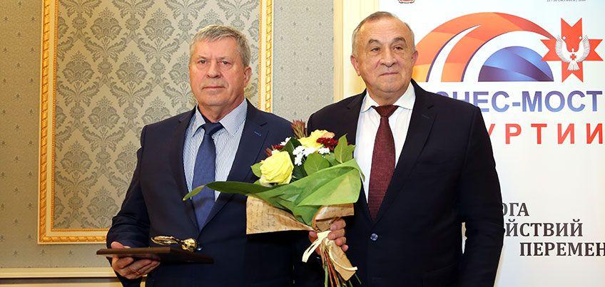 ОАО «Удмуртнефть» признано лучшим инвестором Удмуртии