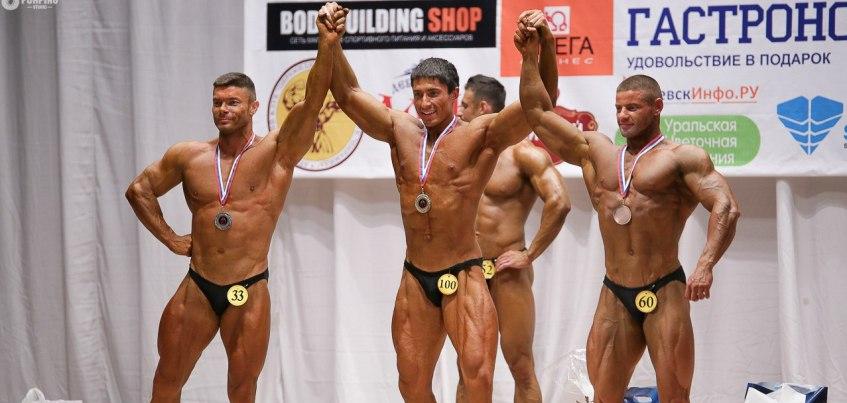 17 фотографий невероятных ижевчан на Чемпионате Удмуртии по бодибилдингу и фитнес-бикини