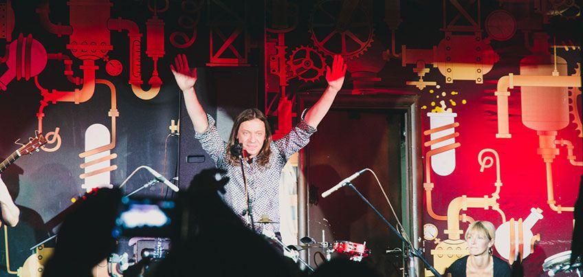 Найк Борзов назвал ижевский концерт одним из лучших в туре