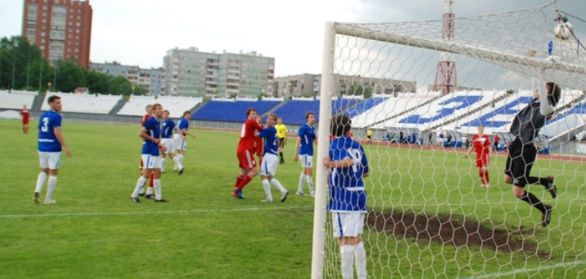 «Зенит-Ижевск» сыграл вничью с ФК «Челябинск»