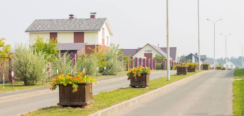 Новый формат в коттеджном поселке «Европа» - больше чем квартира, выгоднее, чем дом!