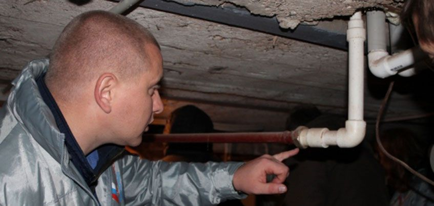 Активисты общенародного фронта проверили качество капремонта в ижевских домах