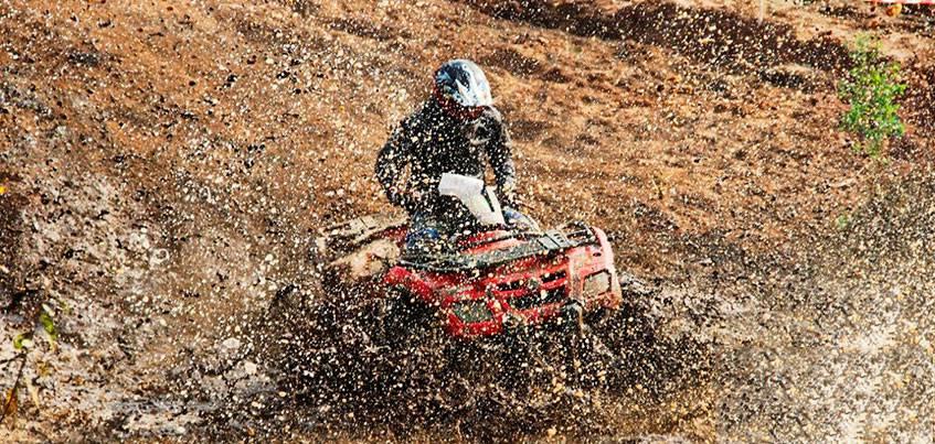 Экстремальные выходные: В Удмуртии пройдут КВАДРО-FEST и «Грязные гонки»