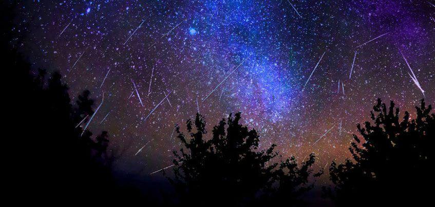 В Удмуртии можно будет наблюдать звездопад Ориониды