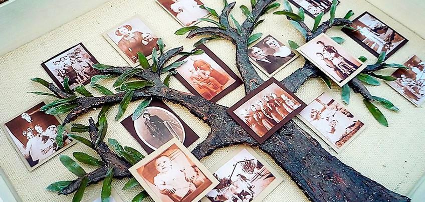 Где ижевчанам могут помочь составить генеалогическое древо семьи?