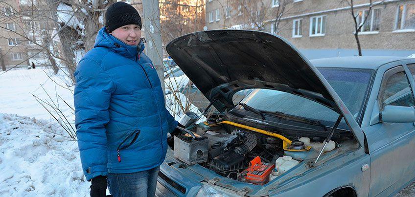 Как ижевчанам уменьшить расход бензина в холодную погоду?