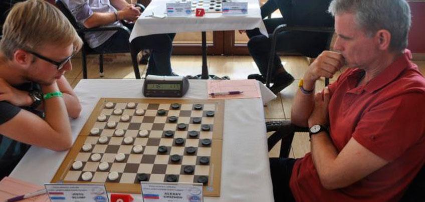 Ижевчанин Алексей Чижов стал чемпионом Европы в классической программе по шашкам