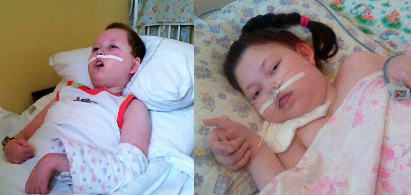 Нужна помощь: брату и сестре с поражением нервной системы нужен откашливатель за 400 тысяч рублей