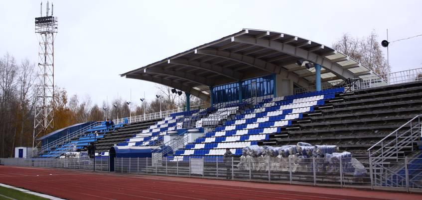 Обновленная раздевалка и замена трибун: что изменится на стадионе «Купол» в Ижевске