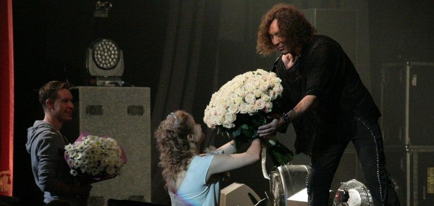 На концерт Валерия Леонтьева пришло больше ижевчан, чем мог вместить зал