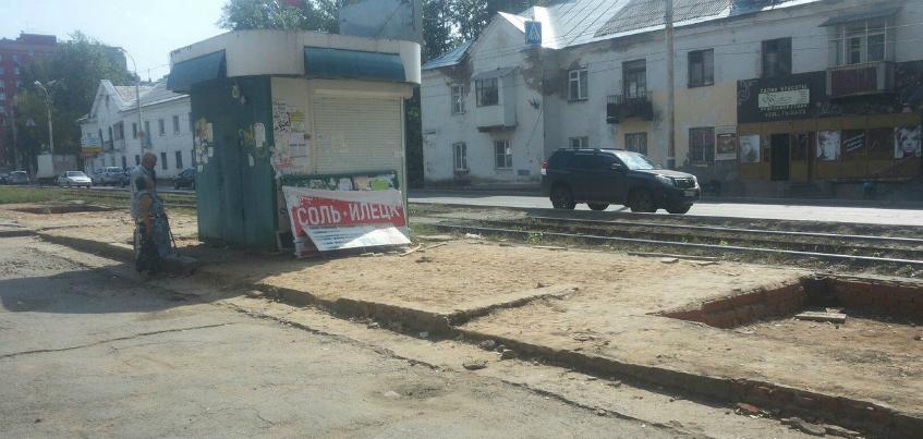 Когда на улице Авангардной в Ижевске поставят остановку?