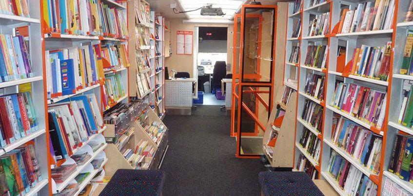 В Завьяловском районе Удмуртии появился библиобус
