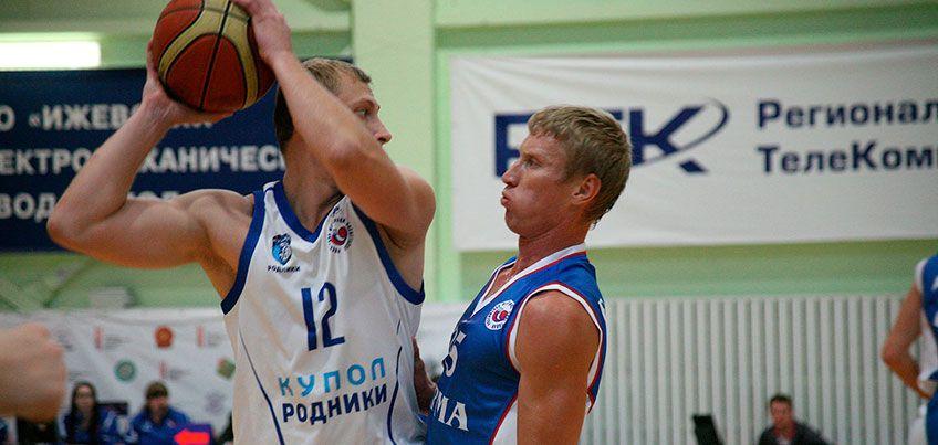 Баскетболисты клуба «Купол-Родники» проиграли в первом домашнем матче национальной Суперлиги