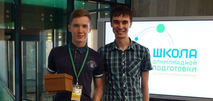 17-летний программист из Ижевска выиграл Всесибирскую олимпиаду